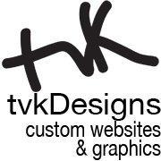 TVK Designs Custom Websites & Graphics