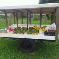 Roderick Farm's Veggie Stand