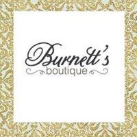 Burnett's Boutique