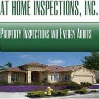 At Home Inspections Inc.