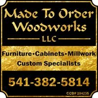 Made To Order Woodworks, LLC.