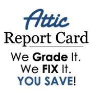 Attic Report Card
