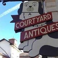 Courtyard Antiques,Presteigne,Wales.