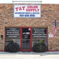 T & T Color Supply