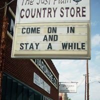 The Just Plain Country Store