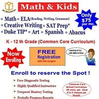 Math&Kids