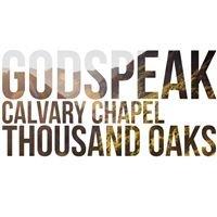 Godspeak Calvary Chapel Thousand Oaks
