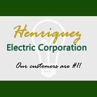 Henriquez Electric Corp