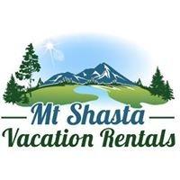 Mt Shasta Vacation Rentals