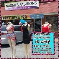 Naomi's Fashions