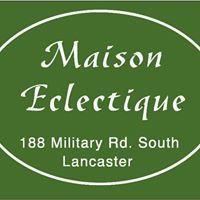 Maison Eclectique Antiques Old and New