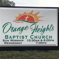 Orange Heights Baptist Church