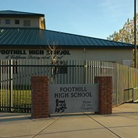 Foothill high school, Cougar field