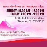 Higher Heights International Church