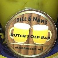 Bill & Nan's Dutch's Old Bar