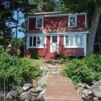 Vacation Cottage, Damariscotta Lake, Jefferson, Maine