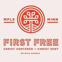 First Evangelical Free Church - Minneapolis