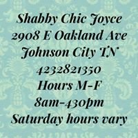 Shabby Chic by Joyce at Allen Carpet & Interiors