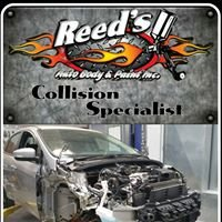 Reeds Auto Body & Paint, Redding California