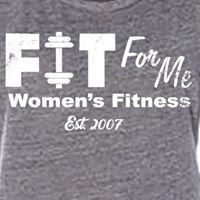 Fit For Me-Womens Fitness Kennewick