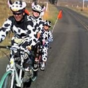 21st Annual  Holstein Charity Bike Ride  8.16.14