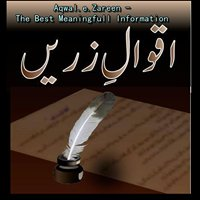 Aqwal.e.Zareen - The Best Meaningfull Information