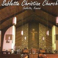 Sublette Christian Church