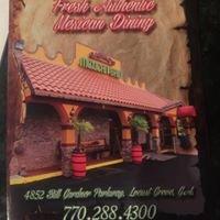 Gabino's Mexican Grill -1- Locust Grove