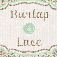 Burlap & Lace