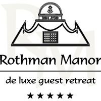 Rothman Manor - 5 Star Luxury Boutique Hotel Swellendam -