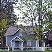 The Prairie House Museum & Spanaway Historical Society