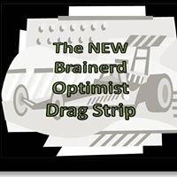 The New Brainerd Optimist Drag Strip