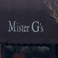 Mister G's