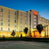 Hampton Inn Petersburg Southpark Mall