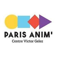 Centre Paris Anim' Victor Gelez