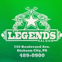 Legend's Saloon