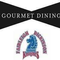 Gourmet Dining at FDU Metropolitan