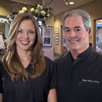 Ronald Hermes DDS and Anna Shirley DDS