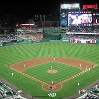 Washington Nationals Stadium-Pnc Daimond Club