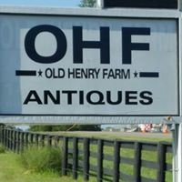 Old Henry Farm Antique Show at Round Top, Tx.