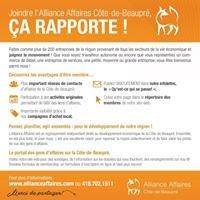 Alliance Affaires Côte-de-Beaupré