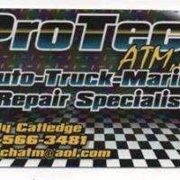 PRO TECH ATM, INC. Auto-Truck-Marine Repair Specialist