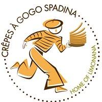 Crêpes à GoGo Spadina
