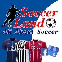 Soccer Land Stamford