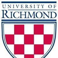 University of Richmond Department of Geography & the Environment