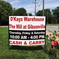 D'Kays Warehouse