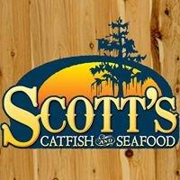 Scott's Catfish & Seafood - Ruston