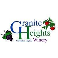 Granite Heights Winery