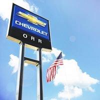 Orr Chevrolet of Texarkana
