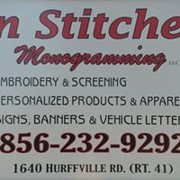 In Stitches Monogramming